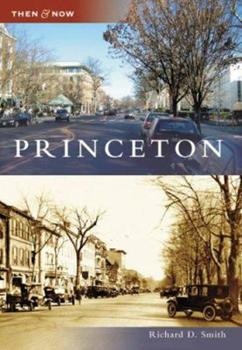 Princeton (Then & Now) - Book  of the  and Now