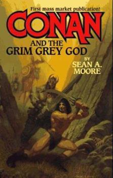 Conan and the Grim Grey God (Conan) - Book  of the Conan the Barbarian