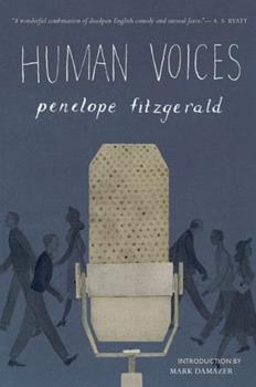 Human Voices 039595617X Book Cover