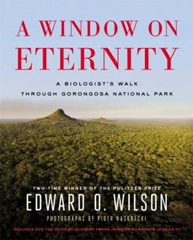 A Window on Eternity: Gorongosa National Park, Mozambique 1476747415 Book Cover