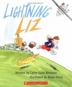 Paperback Lightning Liz (Rookie Readers) Book