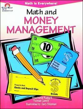 Math And Money Management - Book  of the Math is Everywhere!