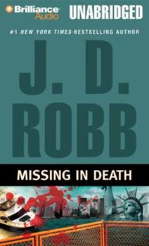 Audio CD Missing in Death (In Death Series) Book