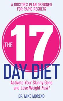 Paperback The 17 Day Diet Book
