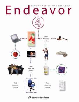 Paperback Endeavor Level 4 Book