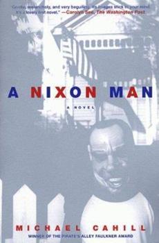 A Nixon Man 0312244886 Book Cover