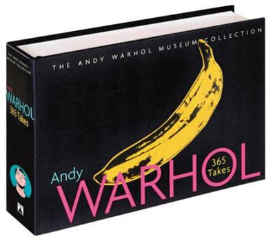 Andy Warhol 365 Takes: The Andy Warhol Museum Collection 0810943298 Book Cover