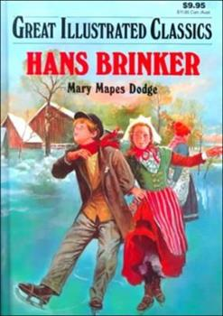 Hans Brinker - Book  of the Great Illustrated Classics