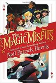 The Magic Misfits 0316391824 Book Cover