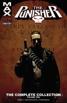 Punisher Max: The Complete Collection, Vol. 2 - Book  of the Punisher MAX Collected Editions 0-5