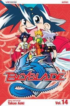 Beyblade, Volume 14 - Book #14 of the Beyblade