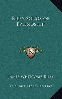 Hardcover Riley Songs of Friendship Book