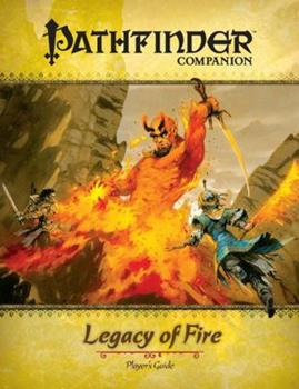 Pathfinder Companion: Legacy of Fire Player's Guide - Book  of the Pathfinder Player Companion