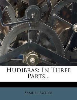 Paperback Hudibras : In Three Parts... Book