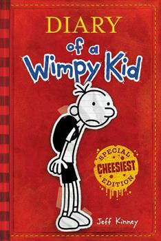 Diary of a Wimpy Kid: The Cheese Touch Collector's Edition 1419729454 Book Cover