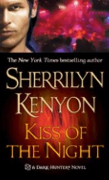 Kiss of the Night - Book #5 of the Hunter Legends