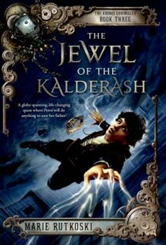 The Jewel of the Kalderash 0374336784 Book Cover