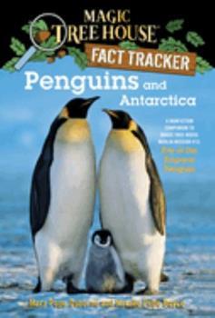 Paperback Penguins and Antarctica Book
