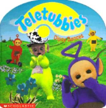 Dipsy Dances - Book  of the Teletubbies