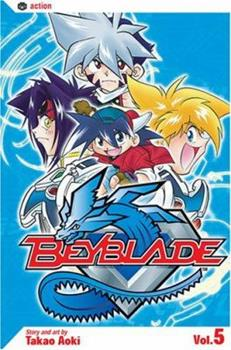 Beyblade, Volume 5 - Book #5 of the Beyblade