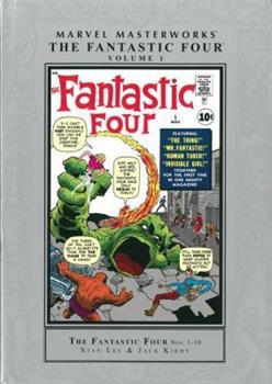 Marvel Masterworks: The Fantastic Four Volume 1 - Book #2 of the Marvel Masterworks