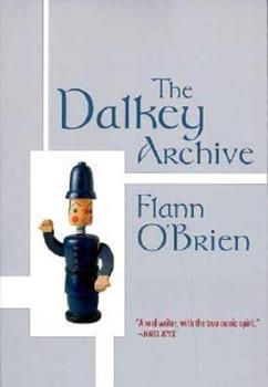 The Dalkey Archive 0330247999 Book Cover