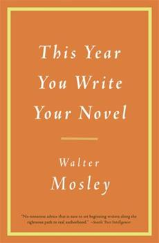 This Year You Write Your Novel 0316065498 Book Cover