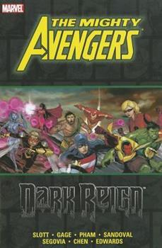 Mighty Avengers: Dark Reign - Book  of the Dark Reign Collected Editions