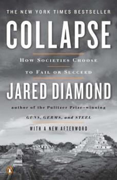 Paperback Collapse: How Societies Choose to Fail or Succeed Book