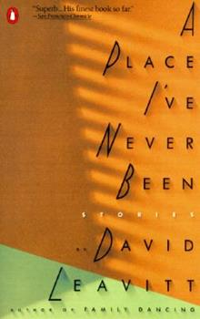 A Place I've Never Been 0670821969 Book Cover