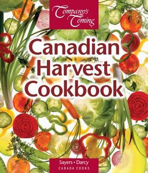 Spiral-bound The Canadian Harvest Cookbook Book
