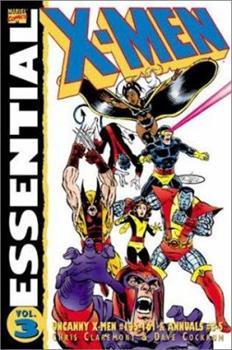 Essential X-Men, Vol. 3 (Marvel Essentials) - Book  of the Essential Marvel