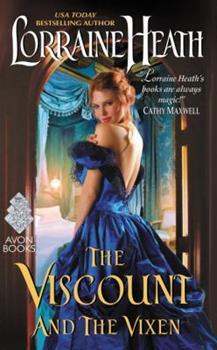The Viscount and the Vixen - Book #3 of the Hellions of Havisham