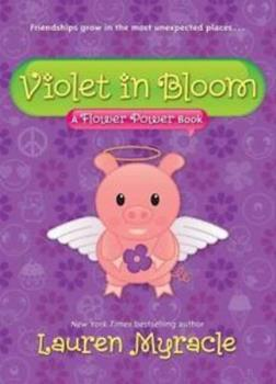 Violet in Bloom 0810989832 Book Cover