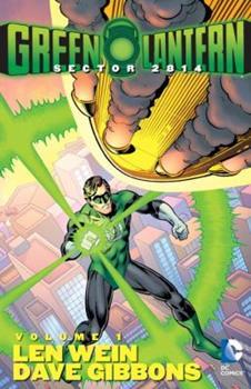 Green Lantern: Sector 2814 Vol. 1 - Book  of the Green Lantern #Hal Jordan vol. 2