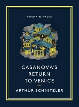 Casanovas Heimfahrt 1901285162 Book Cover
