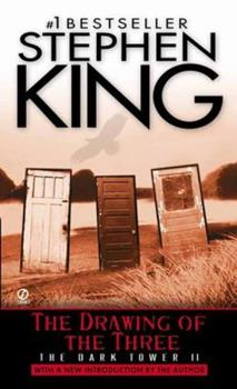 Paperback The Drawing of the Three: (The Dark Tower #2) Book