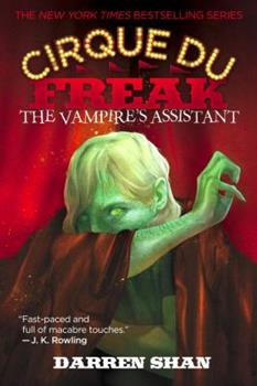 Paperback The Vampire's Assistant Book