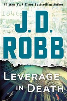 Leverage in Death 1250161568 Book Cover