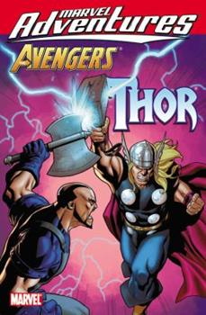 Marvel Adventures Avengers: Thor - Book  of the Marvel Adventures