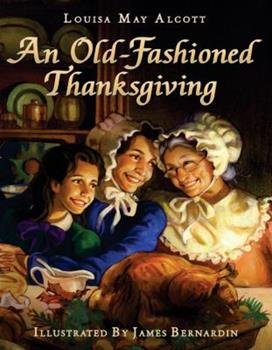 Hardcover An Old-Fashioned Thanksgiving Book