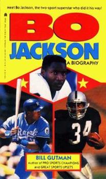Bo Jackson: A Biography 067173363X Book Cover