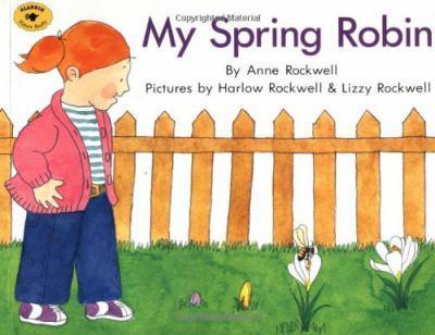 Paperback My Spring Robin Book