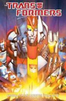 Transformers: More Than Meets the Eye Volume 3 - Book #3 of the Transformers: More Than Meets the Eye