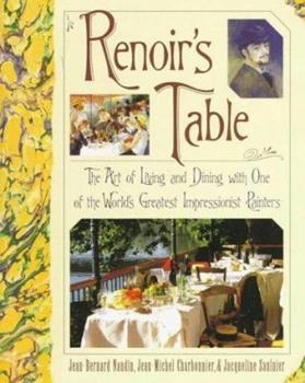 Renoir's Table 0671898450 Book Cover