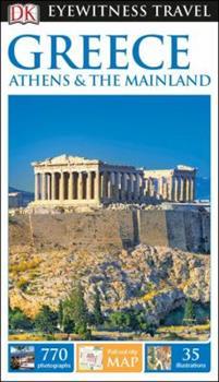 Greece Athens  &  the Mainland 078941452X Book Cover