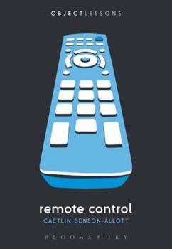 Remote Control - Book  of the Object Lessons