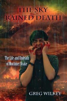 Paperback The Sky Rained Death Book