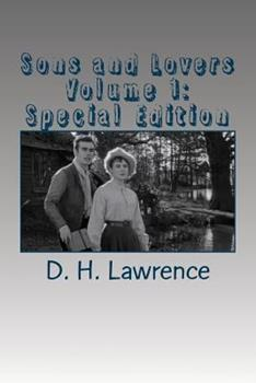Paperback Sons and Lovers Volume 1: Special Edition Book