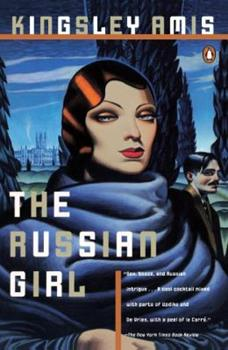 The Russian Girl 0140251723 Book Cover